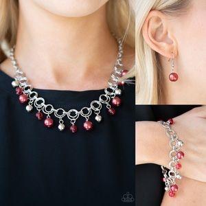 💙Fiercely Fancy Necklace Set